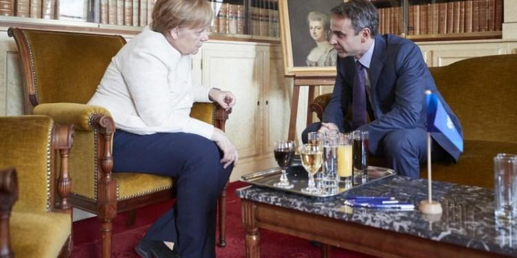 Μέρκελ-Μητσοτάκης: Η Ευρώπη θα δώσει νέα συμφωνία στον Ερντογάν 22