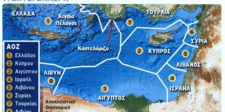 Το χαρτί της ΑΟΖ Ελλάδας-Αιγύπτου παίζει ο Δένδιας κατά της Τουρκίας 21