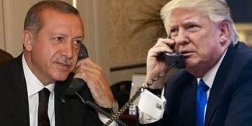 Νέα επικοινωνία Ερντογάν με Τραμπ 1