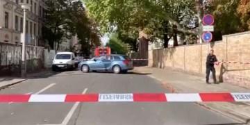 Γάζωσε συναγωγή στη Γερμανία, δύο νεκροί (upd) 1
