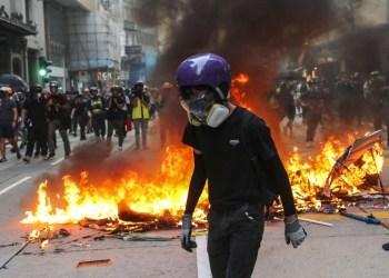 Ταραχές στο Χονγκ Κονγκ. -Διεθνείς πιέσεις στο Πεκίνο 30
