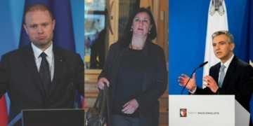 Σε πολιτική κρίση η Μάλτα, παραιτείται ο πρωθυπουργός για τη δολοφονία Καρουάνα 1