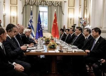 Ο ΓΑΠ συνάντησε τον πρόεδρο της Κίνας... 27