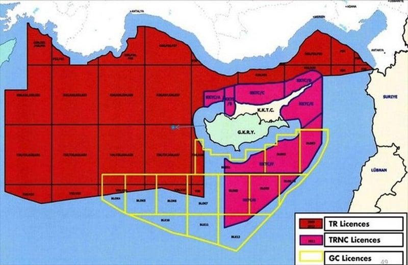 Βρώμικο παιχνίδι της Τουρκίας με Λιβύη, κατά Ελλάδας-Κύπρου... East Med 25