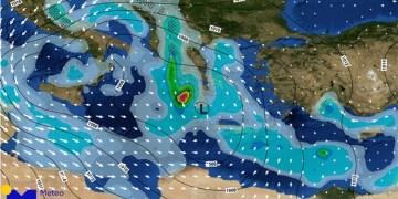 Η Ελλάδα στο έλεος της Διδώς: Χιόνια και παγωνιά 1