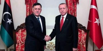 Συμφωνία Ερντογάν-Σάρατζ για έρευνες ανατολικά της Κρήτης! 1