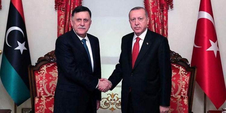 Συμφωνία Ερντογάν-Σάρατζ για έρευνες ανατολικά της Κρήτης! 23
