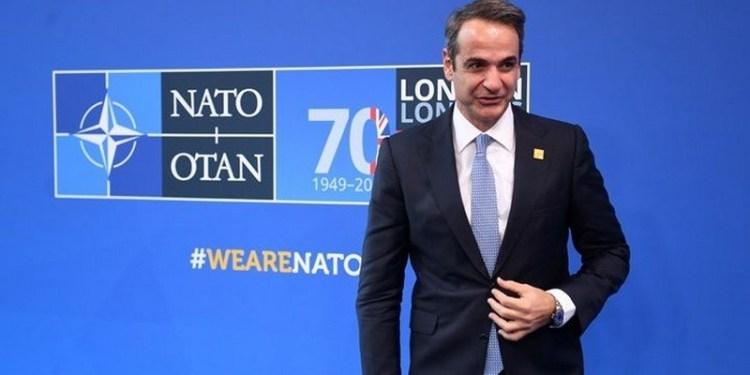 NATO: Η παρέμβαση Μητσοτάκη, το κοινό ανακοινωθέν και η αιχμή για... Τουρκία 23