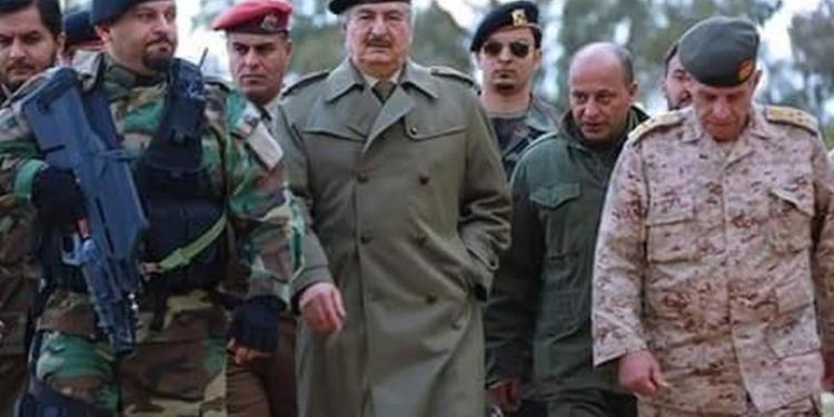 Λιβύη: Ξανάρχισαν οι μάχες, δεν υπέγραψε ο Χαφτάρ στη Μόσχα 23