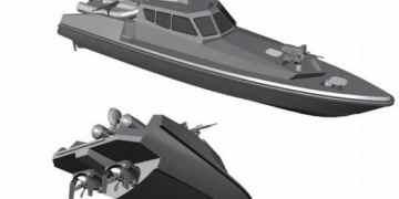 ΑΓΗΝΩΡ: Ελληνικό σκάφος ειδικών αποστολών! 1