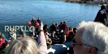 Επεισόδιο με μετανάστες και κατοίκους στη Λέσβο, ενδείξεις για δράση ταγμάτων εφόδου 1