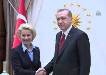 Διάδρομος για νέα συμφωνία ΕΕ-Τουρκίας με ένα προαπαιτούμενο 30