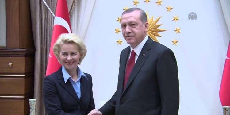 Διάδρομος για νέα συμφωνία ΕΕ-Τουρκίας με ένα προαπαιτούμενο 24