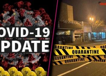 Quarantine Report, καραντίνα