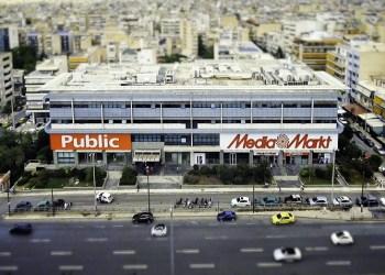 To Public Marketplace καλωσορίζει τη MediaMarkt 25