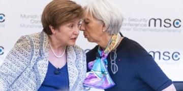 Πόλεμος εξουσιών: ΔΝΤ-ΕΚΤ κατά γερμανικού Δικαστηρίου.-Τα μηνύματα στη Μέρκελ 1