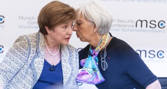 Πόλεμος εξουσιών: ΔΝΤ-ΕΚΤ κατά γερμανικού Δικαστηρίου.-Τα μηνύματα στη Μέρκελ 21