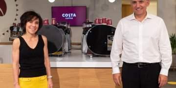 Η Coca-Cola Τρία Έψιλον και η Coca-Cola Hellas  φέρνουν στην Ελλάδα τα προϊόντα Costa Coffee 1