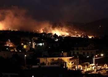 Μεγάλη φωτιά στη Χίο 23