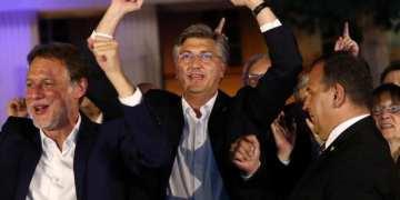 Κροατία: Οι Συντηρητικοί επικράτησαν. Χρειάζονται κυβερνητικό εταίρο 1