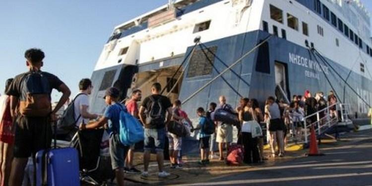 Οι εφοπλιστές γονατίζουν την κυβέρνηση: Αύξηση πληρότητας στο 80%(!) στα πλοία 22