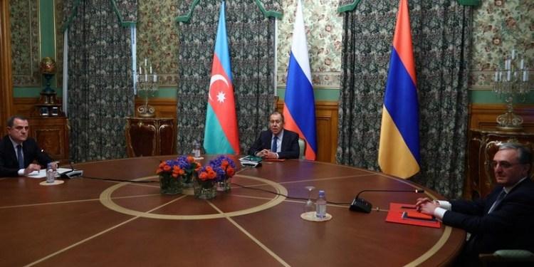 Διαπραγματεύσεις υπουργών Εξωτερικών στη Ρωσία υπό τον Σεργκέι Λαβρόφ