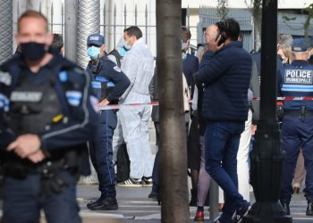 Γαλλική αστυνομία