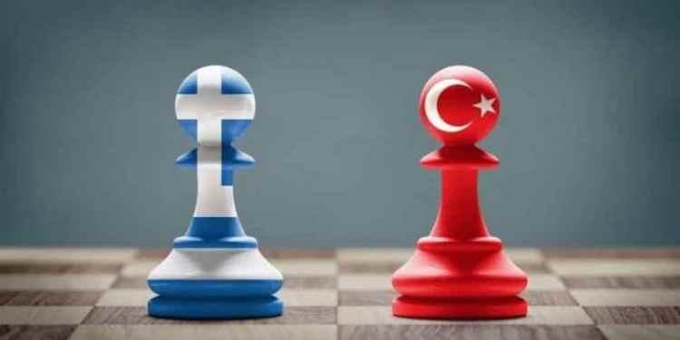 Ελλάδα, Τουρκία, σκάκι