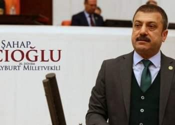 Ο Sahap Kavcioglu