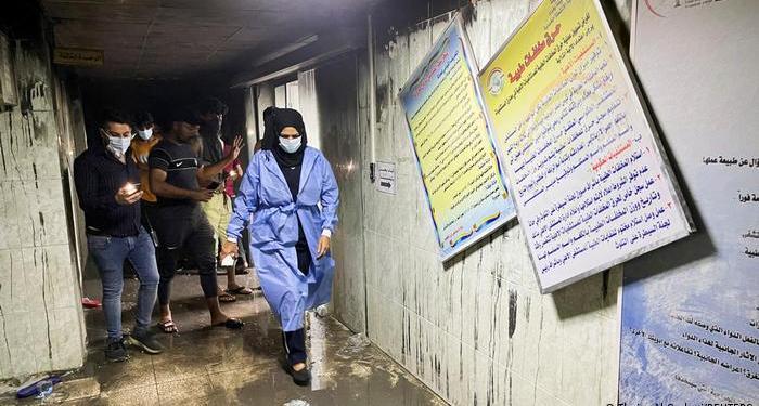 Ιράκ: Κυβερνητική κρίση μετά τους 82 νεκρούς από τη φωτιά στο νοσοκομείο