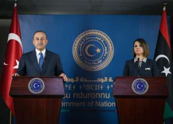 Η Λιβύη διώχνει τους Τούρκους στρατιώτες με το ζόρι