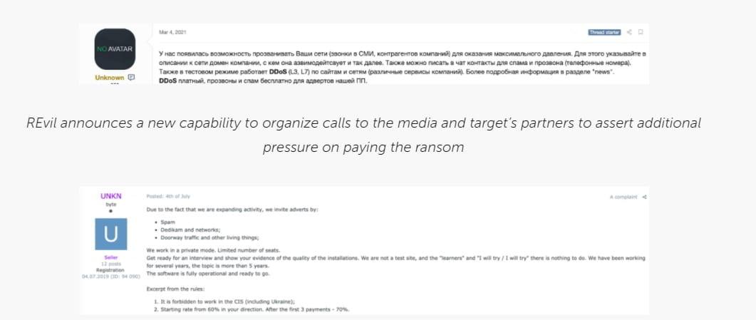 Kaspersky: Αυτό είναι το οικοσύστημα των ransomware