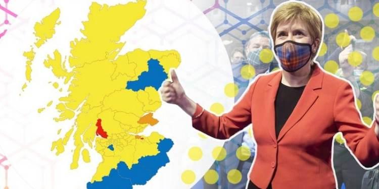Σε τροχιά πολιτικών και εθνοτικών εντάσεων βρίσκεται εκ νέου το Ηνωμένο Βασίλειο, καθώς το αποτέλεσμα των εκλογών στην Σκοτία