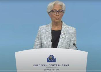 Λαγκάρντ: Η ΕΚΤ θα συνεχίζει να αγοράζει τα πάντα