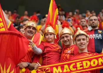 Euro 2021 Βόρεια Μακεδονία