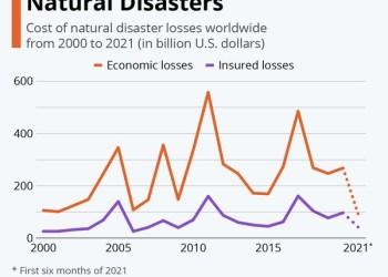 Ζημιές από φυσικές καταστροφές