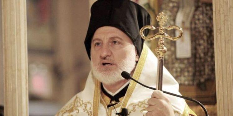 Ο αρχιεπίσκοπος Ελπιδοφόρος
