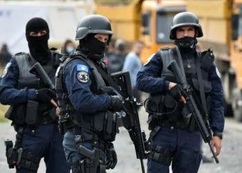 Ειδικές δυνάμεις στα σύνορα Σερβίας - Κοσόβου