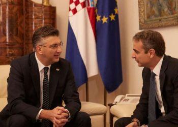 Μητσοτάκης Πλένκοβιτς