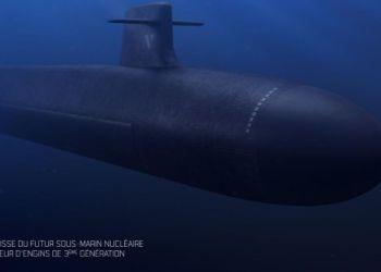 NAVAL Group Submarine
