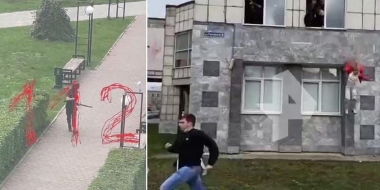 Ρωσία, επίθεση στο πανεπιστήμιο Περμ
