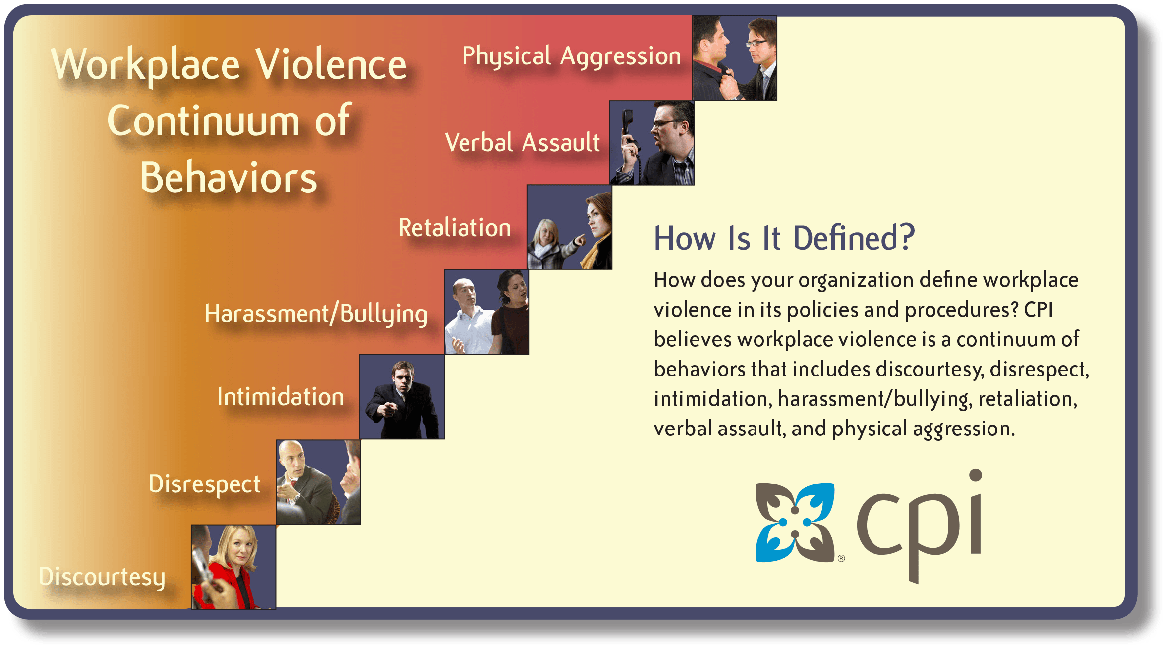 Strategies To Stop Workplace Bullying CPI