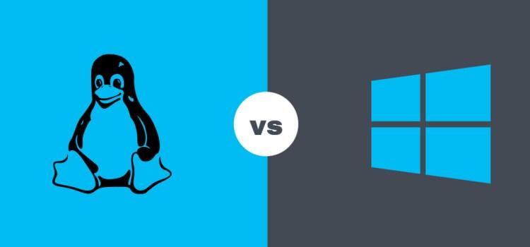 Când este Linux este mai scump decât Windows?