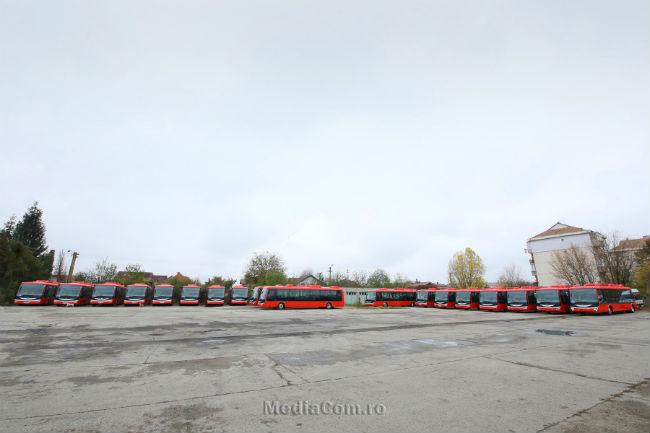 TUP, este noua companie de transport public în Turda