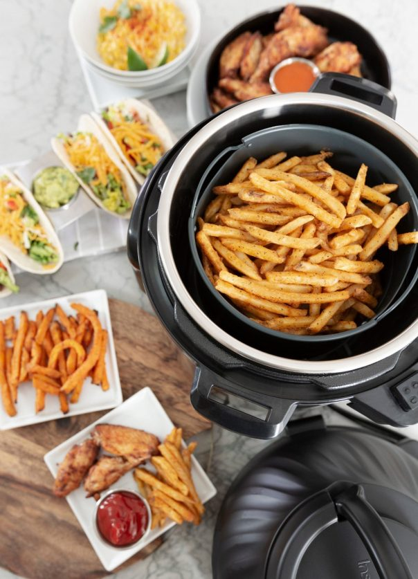 CRISP. Tech : Instant Pot® Duo Crisp™ + Air Fryer Review | CRISP.