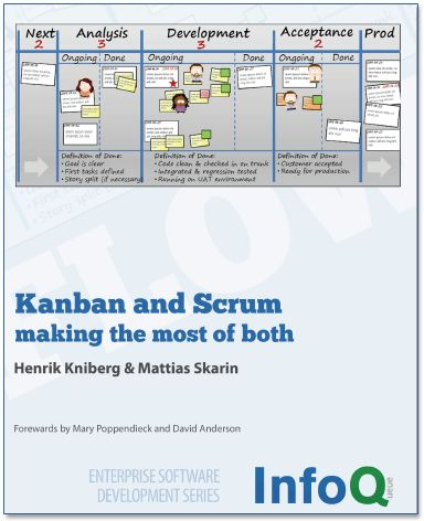 Kanban and Scrum : making the most of both (Henrik Kniberg)