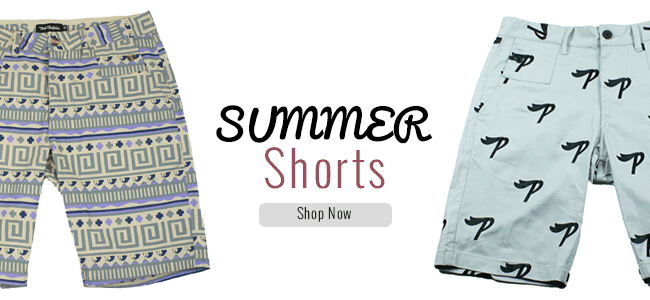 Crisp Exclusive Lifestyle Boutique - Streetwear Shorts for Summer