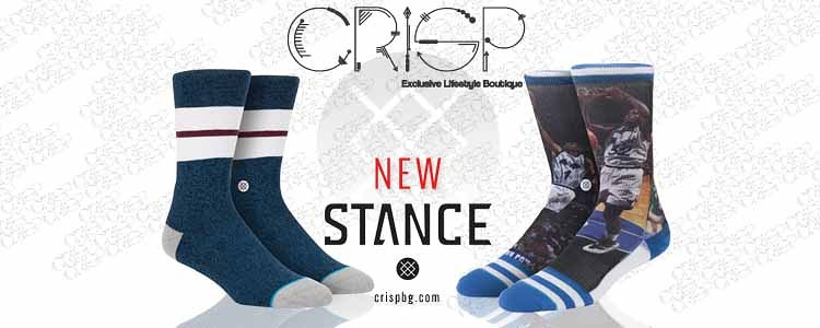 Shop Exclusive Stance Socks at Crisp Boutique
