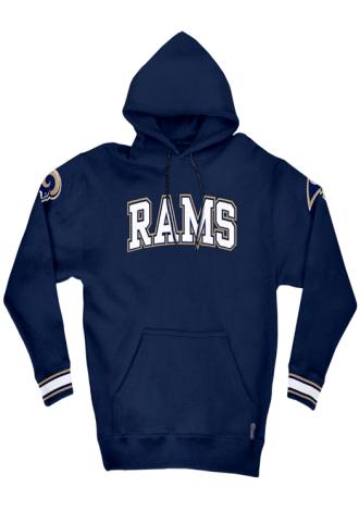 ICER BRANDS LA Rams L/S Hoody