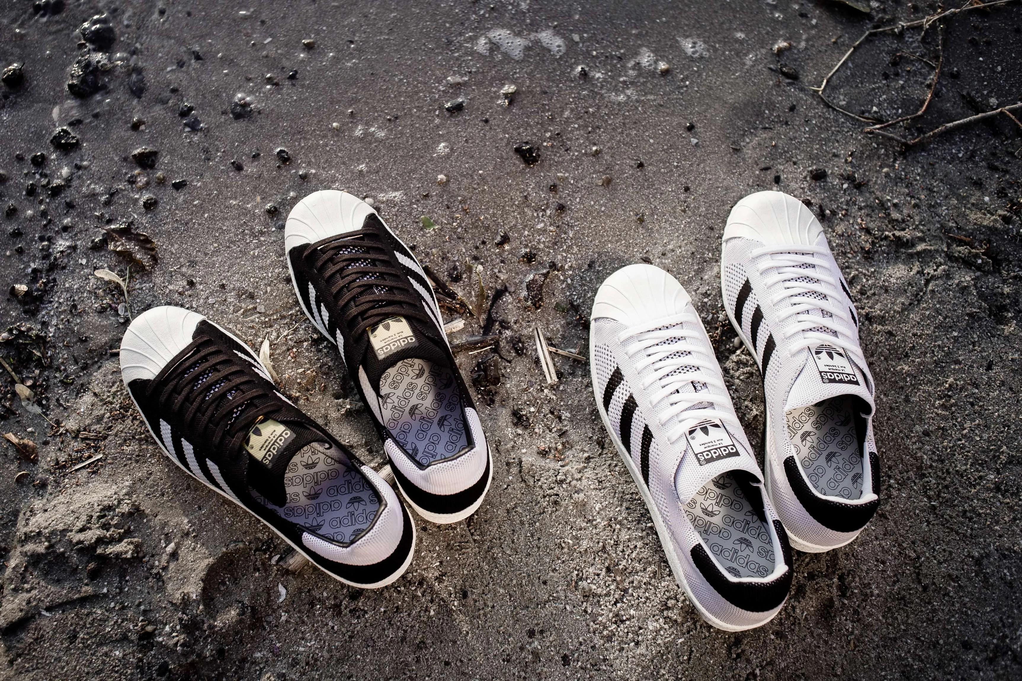 adidas Superstar 80s Primeknit Crisp Culture